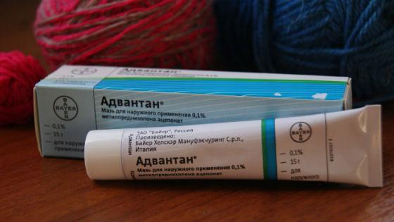 Гормональное средство адвантан от угревой сыпи
