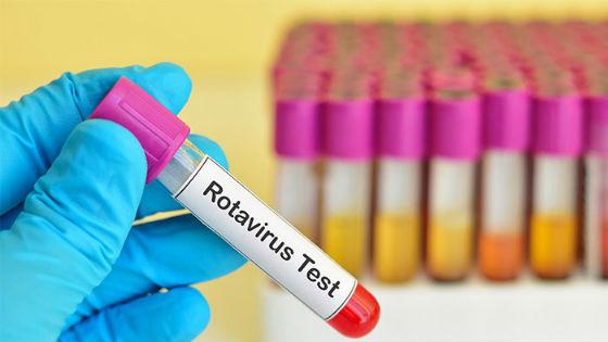 Выявление ротавируса в организме