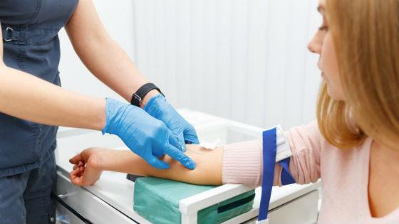 Анализ крови для определения уровня гормонов щитовидной железы