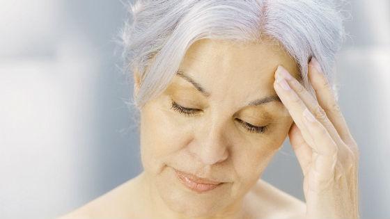 Ановуляция часто возникает в период менопаузы