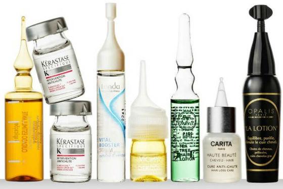 Аптечные препараты для укрепления и восстановления волосяных фолликулов