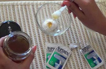 Аспирин от прыщей, эффективность применения, рецепты лечебных масок с аспирином, противопоказания
