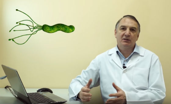 Хеликобактер пилори как причина заболеваний желудка