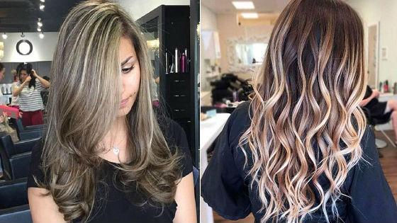 Для русых волос