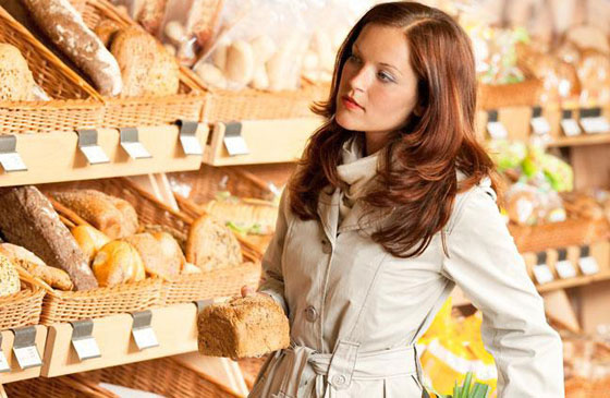 Похудение на питании без глютена
