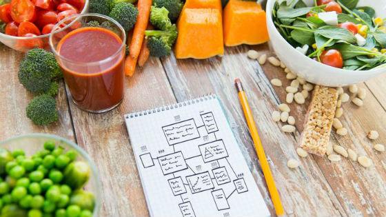 Продукты с высоким витаминным составом