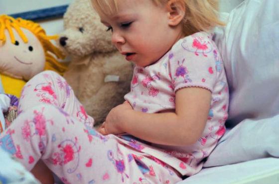 Резкие боли в животе при воспалении аппендикса