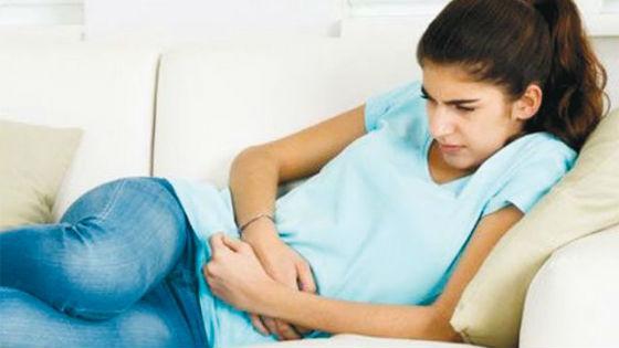Боли в животе при воспалительных заболеваниях