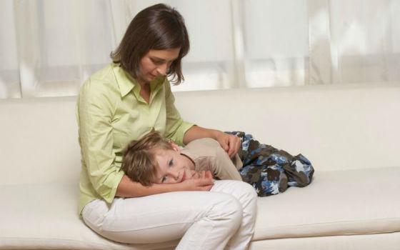 Воспаление слизистой желудка сопровождается болями в животе