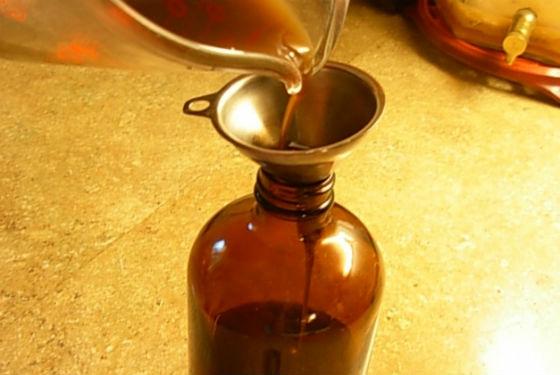 Готовая лечебная брага на девясиле с медом
