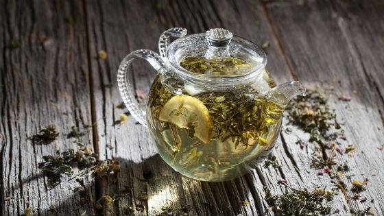 Антипаразитарный чай с пижмой и другими травами
