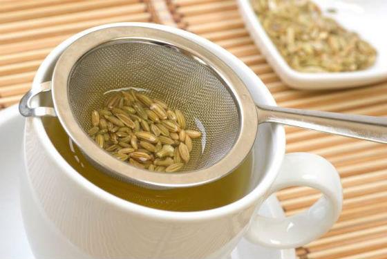 Способ приготовления укропного чая