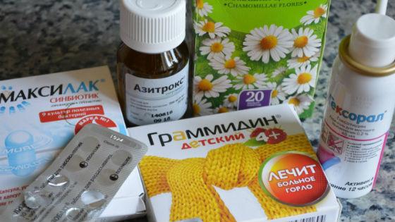 Препараты для восстановления воспаленной слизистой миндалин