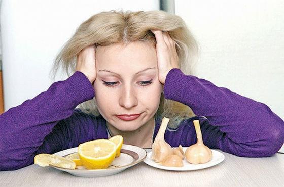 Чесночно-лимонный состав для очищения печени
