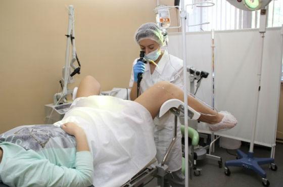 Чистка полости матки при застоях крови