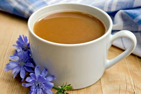 Кофе при желании можно заменить на цикорий