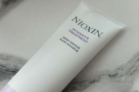 Deep Repair от Nioxin маска с восстанавливающим эффектом