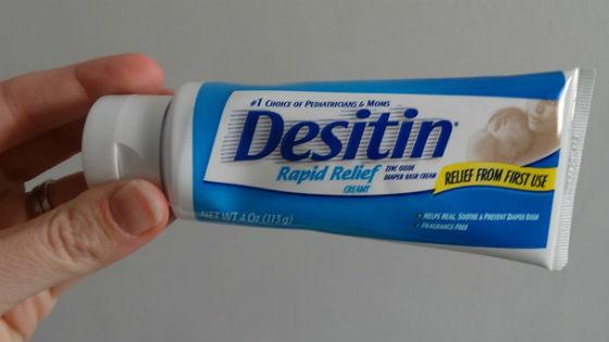 Деситин для лечения пеленочного дерматита