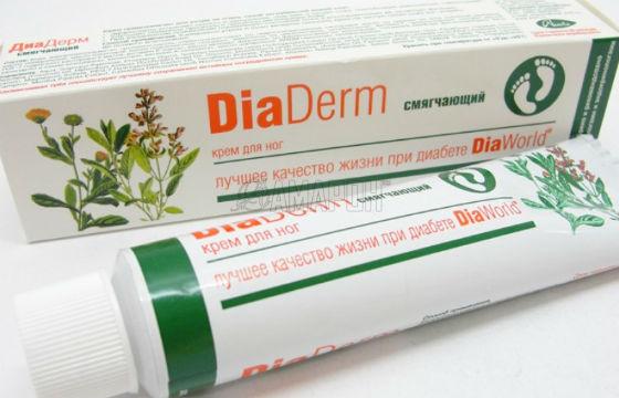 Увлажняющее средство Диадерм