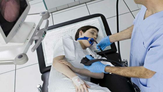 Эндоскопия ЖКТ как диагностика воспаления слизистой