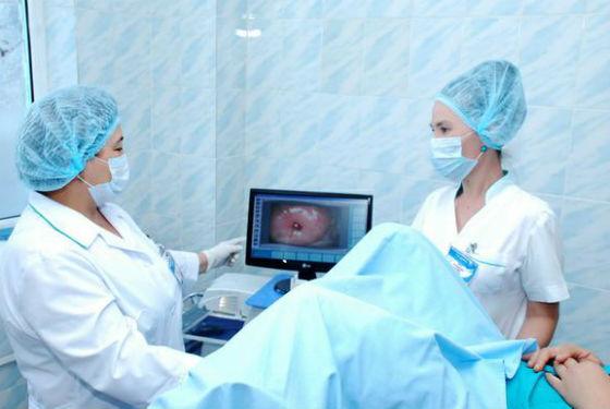 Кольпоскопия как диагностика заболеваний шейки матки