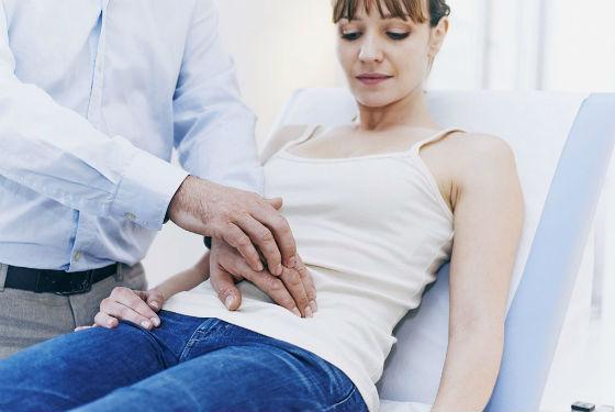 Почему болит яичник слева у женщин 28