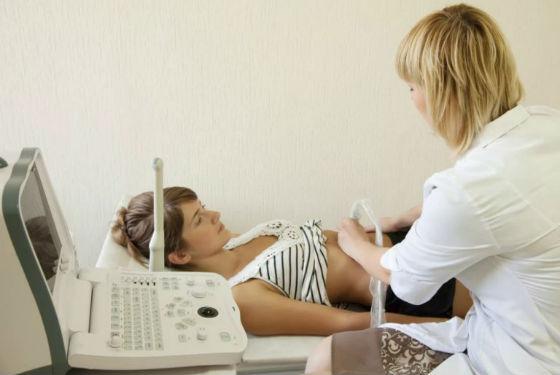 Диагностирование заболеваний, при которых происходят отклонения менструаций