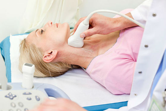 Диагностика патологий щитовидки