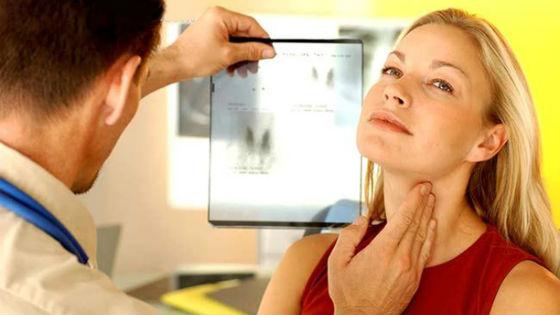 Первичная диагностика заболеваний щитовидки