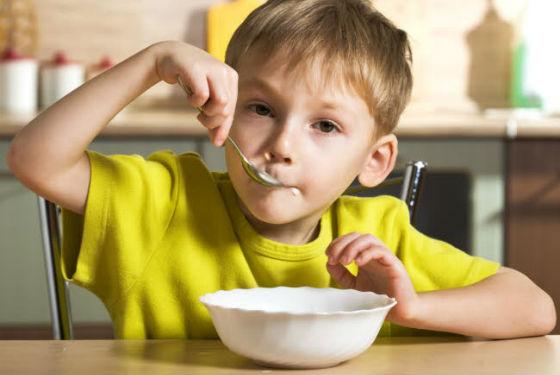 Питание для детей без содержания глютена