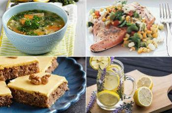 Как приготовить диетические, низкокалорийные блюда для похудения из простых продуктов? Рецепты вкусных диетических супов, борща, солянки для похудения