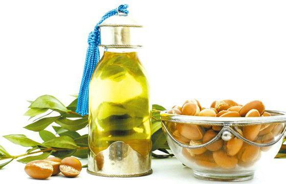 Аргановый продукт для оздоровления прядей