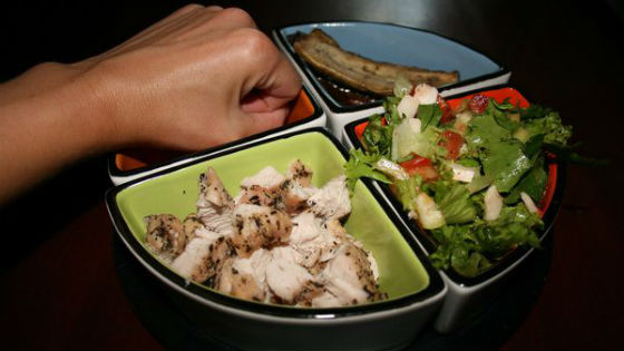 Питания при похудении должно быть дробным