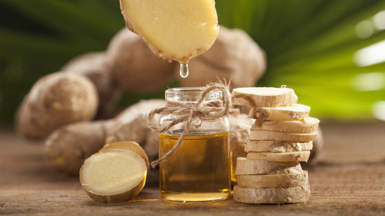 Эфирное масло имбиря как сильнейший афродизиак