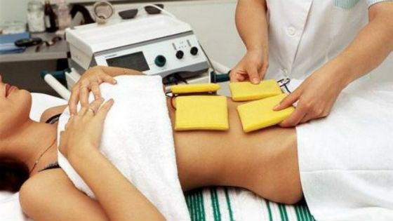 Физиотерапевтические процедуры при лечении женских болезней