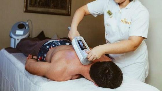 Аппаратная косметология активно используется среди мужчин