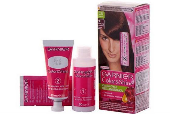 Красящий состав Garnier Color