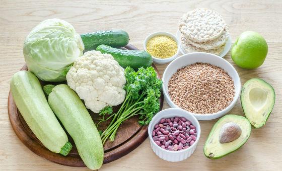 Продукты для гипоаллергенной диеты
