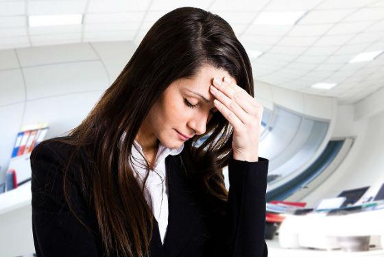 Головные боли и головокружение как основные признаки менопаузы