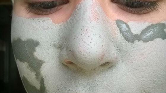 Глиняные составы для чищения кожи