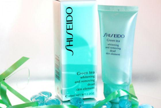 Green Tea от Shiseido