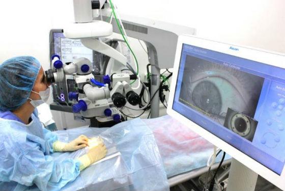 Хирургическое лечение стробизма