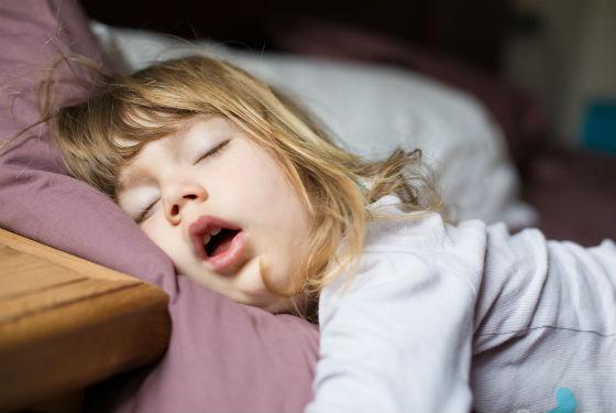 Ночной храп выдает воспаление носовых пазух