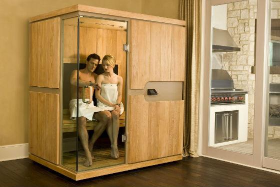 УК кабинку можно установить в частном доме или в квартире