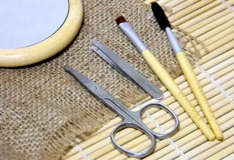 Инструменты для выщипывания