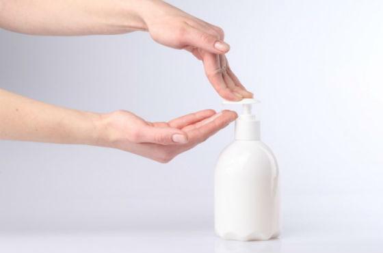 Жидкое мыло для гигиенических процедур половых органов