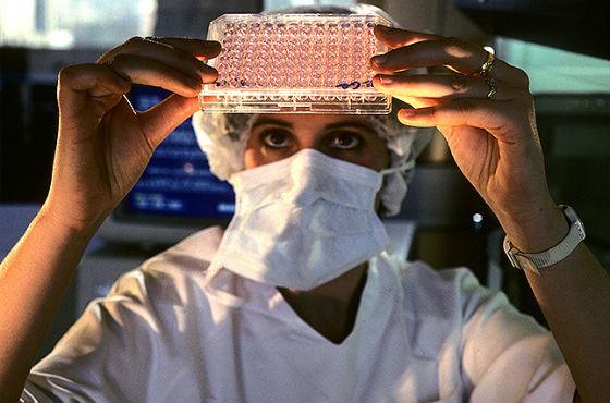 Изготовление вакцины от аллергии