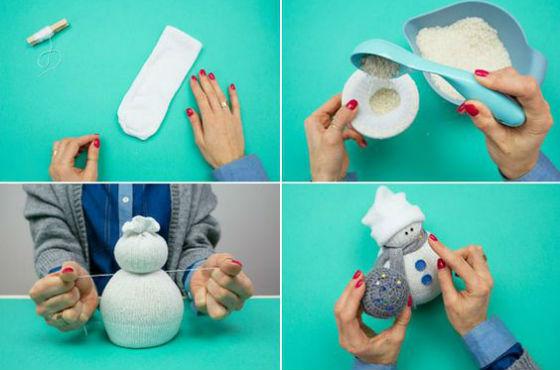 Изготовление игрушки-антистресс для успокоения