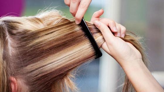 После многоцветного мелирования за волосами необходим уход