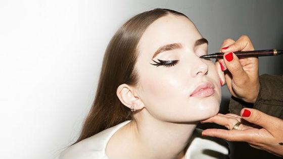 Подводки для быстрого макияжа
